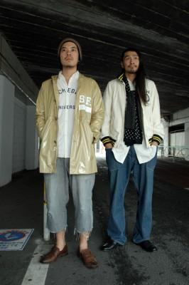 W.W.G.B.のお2人<br>左:荒木克記氏<br>右:横山大介氏
