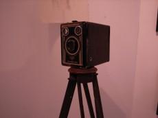 アンティークのカメラ <br>4,200円 <br>(1LDK)
