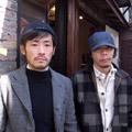 デザイナー<br>左:児島晋輔氏<br>右:川鍋基樹氏