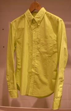 バンド オブ アウトサイダーズのシャツ<br> 27,300円 <br>(インターナショナルギャラリー ビームス
