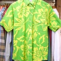 ケニントン社の花柄BDシャツ。<br>こんな素敵なブツも5,145円!