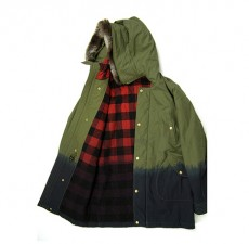 STAINED HOOD JKT