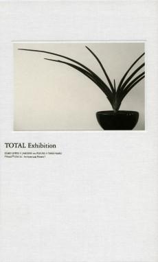 『TOTAL Exhibition Book』<br>撮影:高木康行<br>1,890円<br>※発売中<br>販売:TOKYO CULTUART by BEAMS<br>Elmo Lewis Inc.