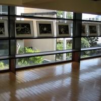 田中「レセプションパーティが終わったあとも、ジョー・コンゾの作品はギャラリーに展示しました。」