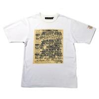 田中「そしてこのフライヤーコレクションもTシャツ化させていただきました。」