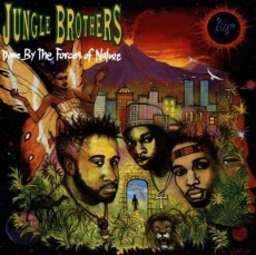 Jungle Brothers『Done By the Forces of Nature』