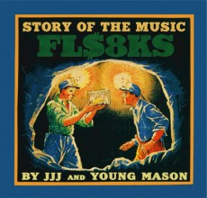 Fla$hBackS『FL$8KS』全員MC、全員トラックメイカーという脅威の若手3人が産みだした、2013年現在で最もフレッシュなヒップホップアルバム。卓越したラップと、これでもかというサンプリングによるトラックが織りなす音世界は、ヘッズでなくとも反応すること間違いなし。今年2月のリリース直後、完売店舗が続出した超話題作。→ 詳細を見る
