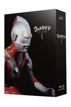 『ウルトラマン』のDVD BOX