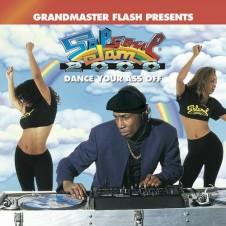 V.A.『GRANDMASTER FLASH PRESENTS SALSOUL JAM 2000』 ヒップホップ界の重鎮、グランドマスター・フラッシュがサルソウルレーベルのクラシックを軽快に紡いだ、傑作ミックス。御大の煽りから「Runaway」に突入する冒頭から多幸感マックス。