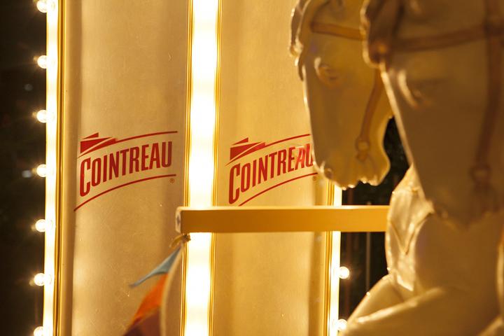 "Cointreau Fizz Station @ 東急プラザ表参道原宿""おもはらの森"""