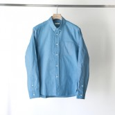 Oxford-Shirt(Sky-Blue)