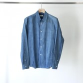Pure-Indigo-Tie-dye-Shirt(Dark-Indigo)
