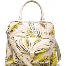 TB Priscilla Tote in Wheat Combo A