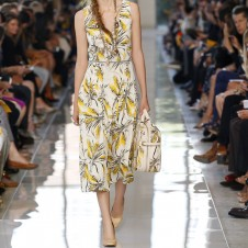 Tory Burch Spring 2013 Look 01