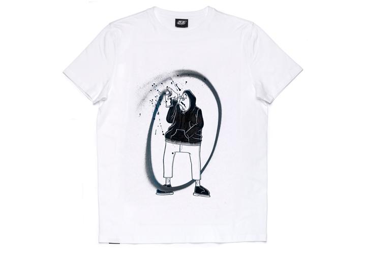 『画狂中年』のLIMITED T-SHIRT 6,090円