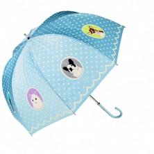 雨長傘『アミ』blue 8,400円