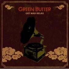 Green Butter『Get Mad Relax』2011年の年末に突如リリースされた、Ovallの一員としてだけでなく、各方面でマルチに活躍している才人mabanuaとBudamunkのタッグによる、極上インストゥルメンタルヒップホップアルバム。キユーピーの20周年CMに起用されたことも記憶に新しい。