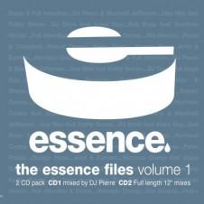 DJ Pierre『The Essence Files Vol 1』