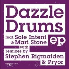 Dazzle Drums『Dazzle Drums EP』