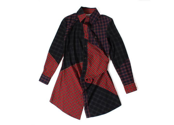 長袖ロングシャツ 39.900円