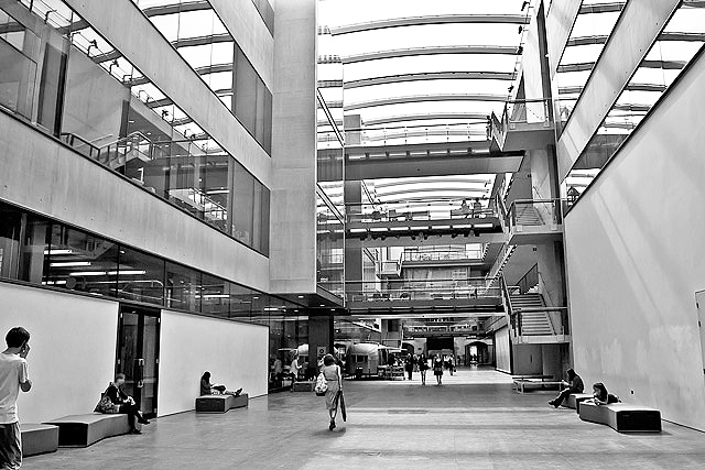 Central Saint Martins College of Art and Design (UK) King's Cross Campus