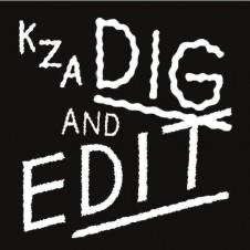 KZA『DIG AND EDIT』屈指のヴァイナルマスターとして知られるKZAが、その膨大なライブラリーからさまざまな音を紡いだ、集大成とも言える1枚。局地的ネットアンセム「徳利からの手紙」のバックトラックとしても一部ではおなじみの「ROUTINE」など収録。2009年リリース。