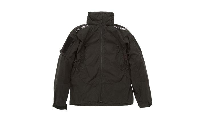 限定CAV EMPT MIL BLACK ジャケット 35,700円