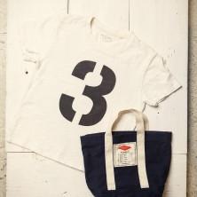 Denim Tote (Large) 15,750円 / (small) 9,450円