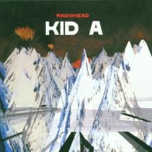 Radioheadのアルバム『KID A』
