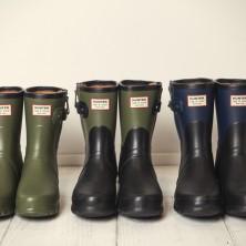 Hunter rag & bone short boots