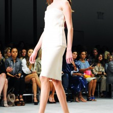 CALVIN KLEIN COLLECTION Presents the Womens Spring 2014 Runway Show