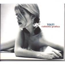 CUBISMO GRAFICO『tout!』1999年にリリースされた松田岳二のフルレングス初ソロ・アルバム。レゲエやカリプソ、ブレイクビーツ、ハウスと、しなやかなビート・アプローチのもと、現代のソフト・ロック感覚をサンプリングで体現したピースフルな一枚。アートワークはサム・ハスキンスの写真集『FIVE GIRLS』収録の作品を用いている。