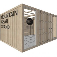 02MOUNTAIN GEAR STAND NISEKパース