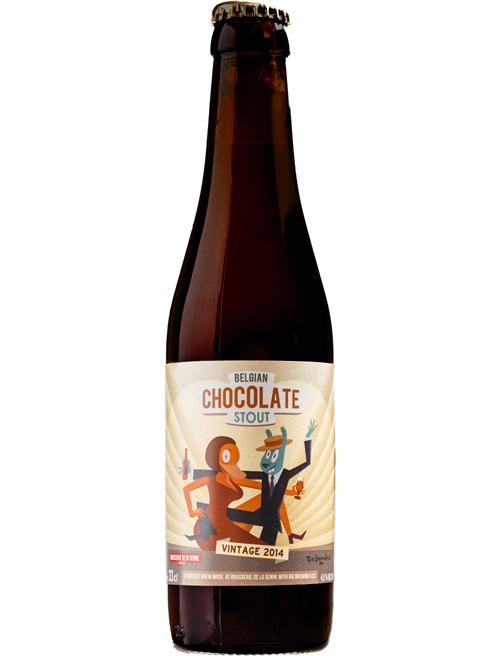 ベルギーチョコレートスタウト2014 600円