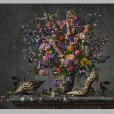 SS14 Louboutin Look Books17e _ Photographer Peter Lippman