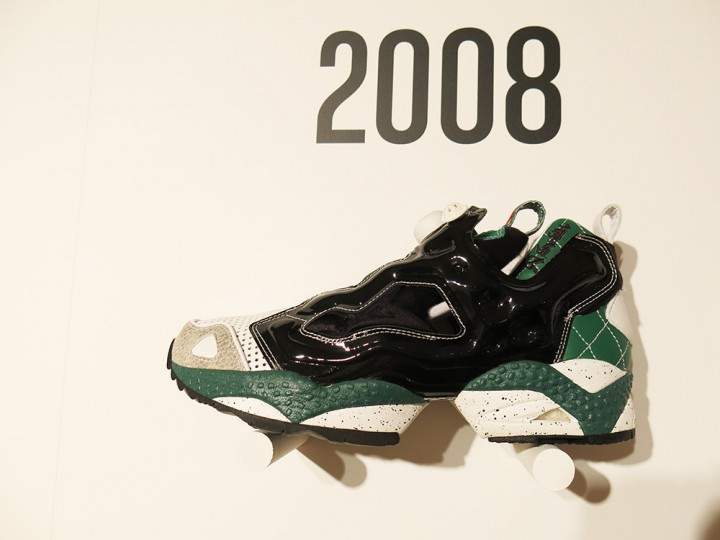 mita sneakersとReebok初のコラボレーションモデル