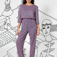 Jumpsuit in Small Kaya