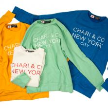 CREW NECK SWEAT SHIRTS:10,260円(8%税込み)