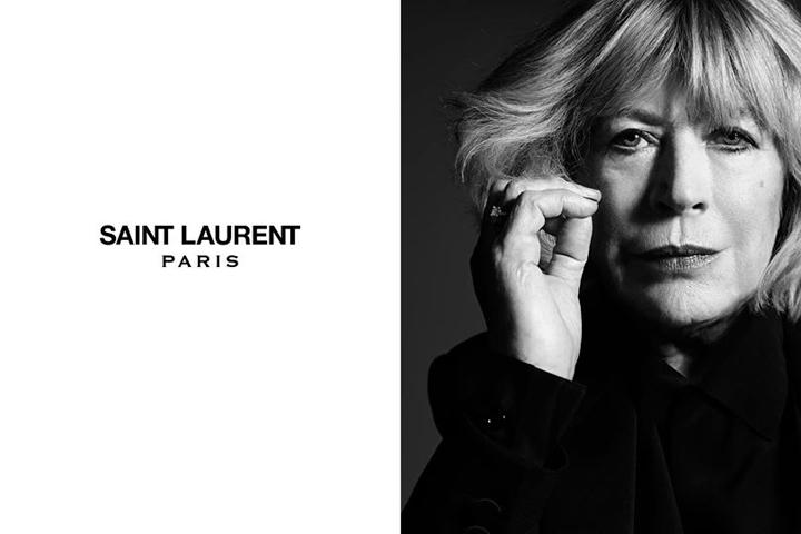 MARIANNE FAITHFULL - SAINT LAURENT MUSIC PROJECT