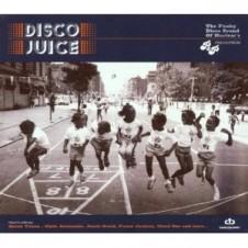 Various Artists / Disco Juice:The Funky Sound Of Harlem's P&P Records パトリック・アダムスとピーター・ブラウンによる伝説的なディスコ・レーベルに残された膨大なカタログからニックが厳選したコンパイル。続編のVol.2もリリースされた。
