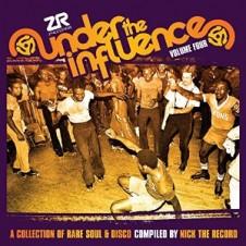 Various Artists / Under The Influence Vol.4 世界のディスコ・ヴァイナル・ジャンキーがパーソナルな視点でメガ・レアなディスコをピックアップ、リエディットしたシリーズ・コンピレーション。その第4弾はディスコの歴史とフロアを知り尽くしたニックが担当。