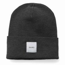WATCH CAP GREY 9100円