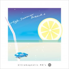 前売り特典2. Ultramagnetic MD's『High Summer Breaks(Mix CD-R)』