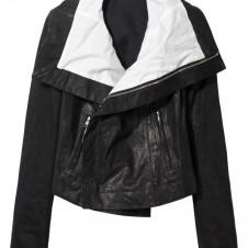 SELFRIDGES EXCLUSIVE Rick Owens leather jacket ・・スコ1445