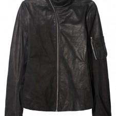 SELFRIDGES EXCLUSIVE Rick Owens leather jacket ・・スコ1750