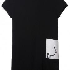 SELFRIDGES EXCLUSIVE Rick Owens long t-shirt ・・スコ245