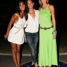 RALPH LAUREN Presents POLO for Women, Fashion Event in Central Park
