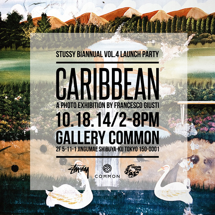 STUSSY BIANNUAL Vo4 LAUNCH PARTY