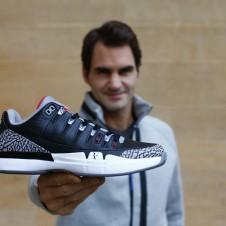 Roger Federer for Nike