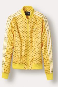 adidas_PW_Superstar Track Jacket_Yellow_Z97397
